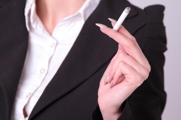 喫煙と口臭の関係